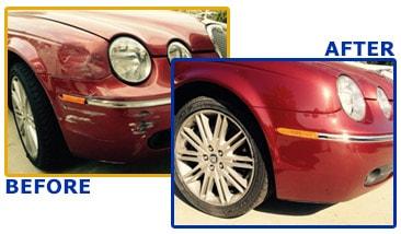 Mobile Bumper Repair Automotive Cosmetic Repair Pristine Mobile Detail